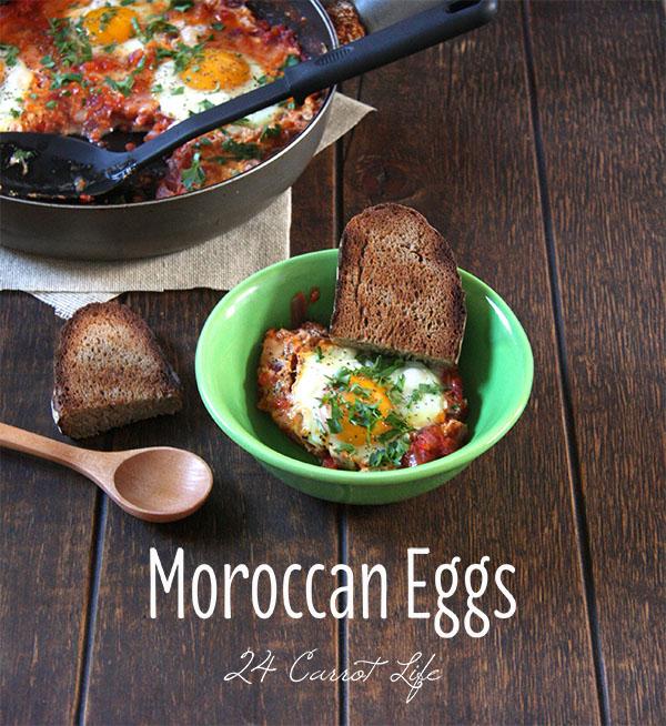 Moroccan Eggs I 24 Carrot Life