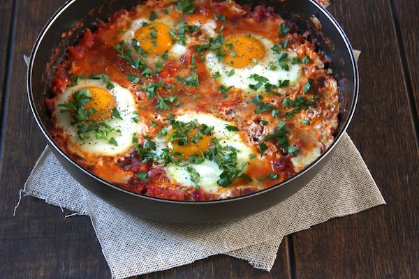 Moroccan Eggs I 24 Carrot Life