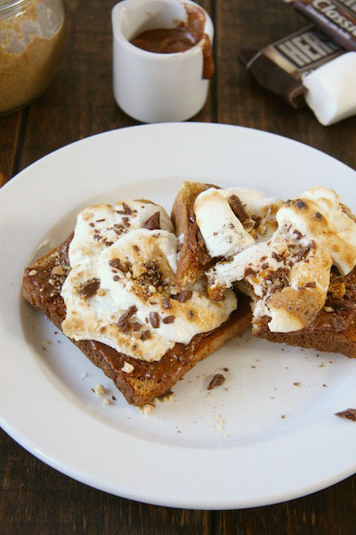 S'mores Toast I 24 Carrot Life