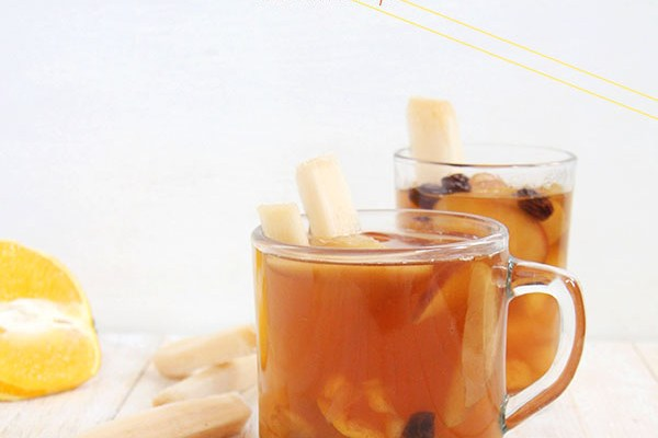 Ponche (Hot Fruit Punch)