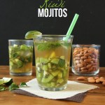Coconut Kiwi Mojitos {Recipe Redux}