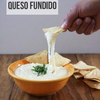 Fiesta Fridays: Skinny Queso Fundido