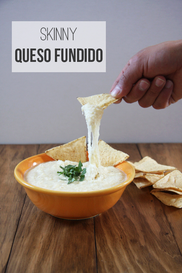 Skinny Queso Fundido I 24 Carrot Life