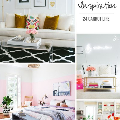 Apartment Decorating Inspiration