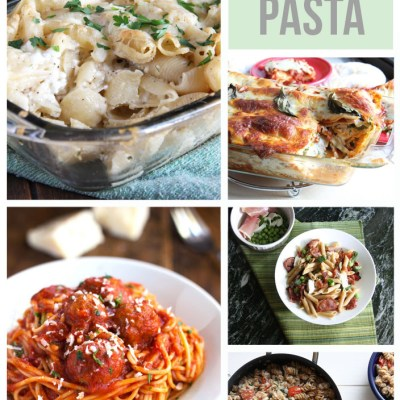 Healthy Fall Comfort Food: Pasta