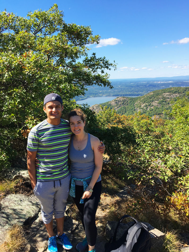 From the City to the Mountains: A Day of Hiking with 24 Carrot Life #CarShareNYC @EnterpriseCarShare #sponsored