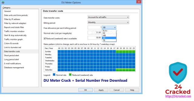 DU Meter Crack + Serial Number Free Download