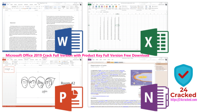 Microsoft Office 2019 Crack Full Version with Product Key Full Version Free Download