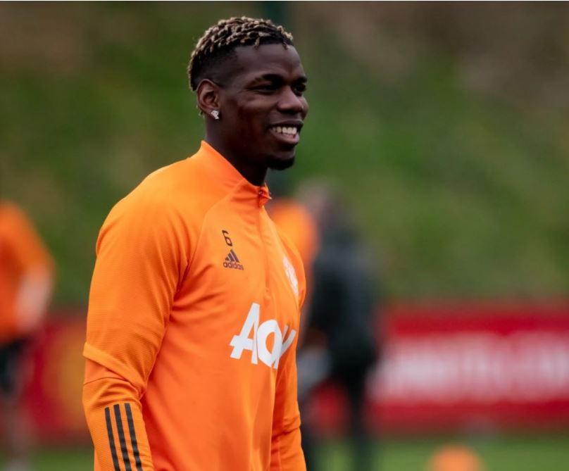 EPL: Pogba Snubs Ronaldo, Messi, As He Names Best Finisher He's Ever Seen