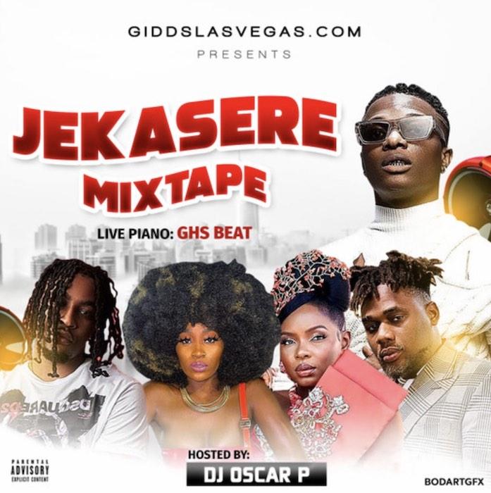 [Mixtape] GiddsLasVegas – JekaSere