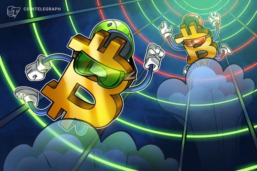 $52K Bitcoin price triggers rally in large caps like Litecoin, Stellar and Bitcoin Cash