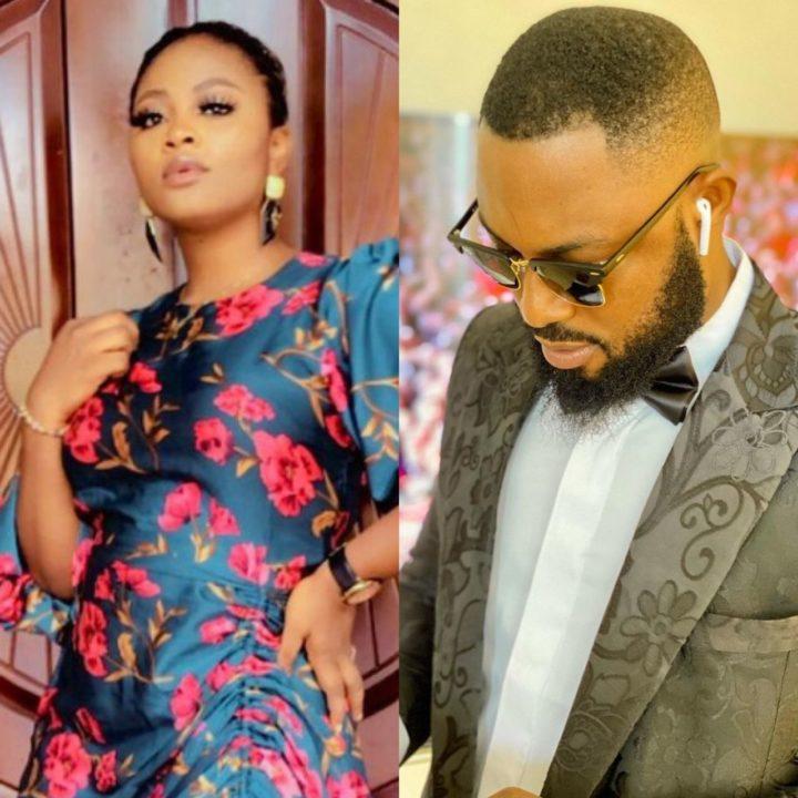 #BBNaija: Tega Finally Reunites With Husband Amid Controversy (VIDEO)