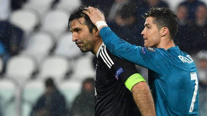 Cristiano Ronaldo Thinks About Himself A Lot – Juventus Ex Goalkeeper Buffon