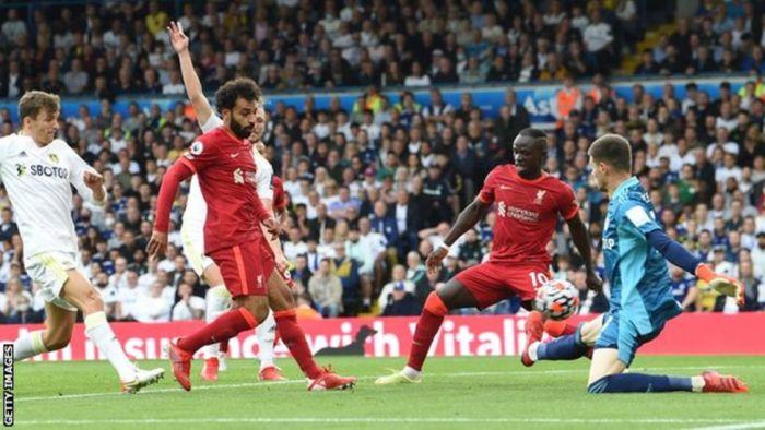 [Goals Highlight] Leeds 0 – 3 Liverpool (Watch Here)