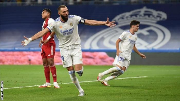 [Goals Highlight] Real Madrid 5 – 2 Celta Vigo (Watch Here)