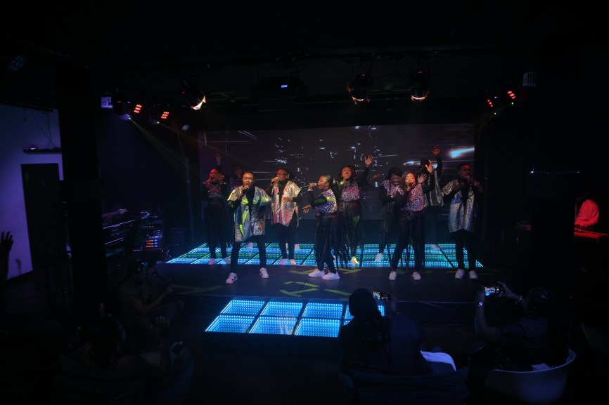 """Gospel band GEMS holds first Live In Concert """"GLOW With GEMS"""""""