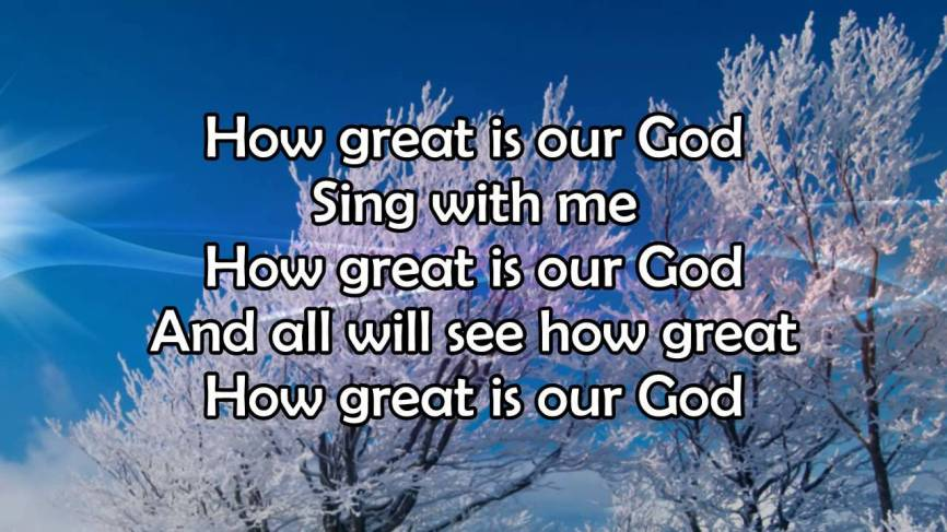 How Great Is Our God (Mp3, Lyrics, Video)