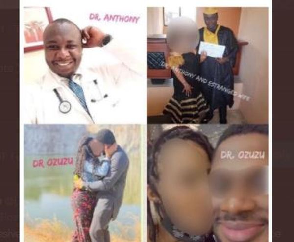 Medical Doctor Accuses His Colleague And Friend, Dr. George Davidson For Snatching His Wife (READ STORY)