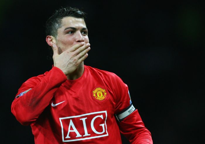 OH NO!! Cristiano Ronaldo May Miss Man United Clash With Newcastle (See Why)