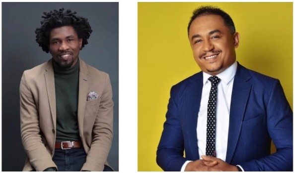 Work On Yourself – Daddy Freeze Advises Boma After Eviction