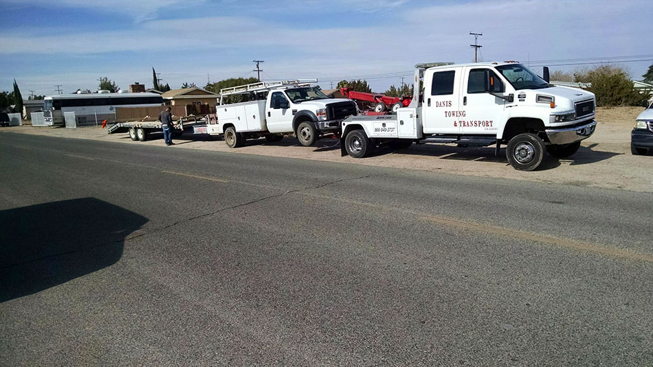 Hesperia Roadside Assistance Towing Winch