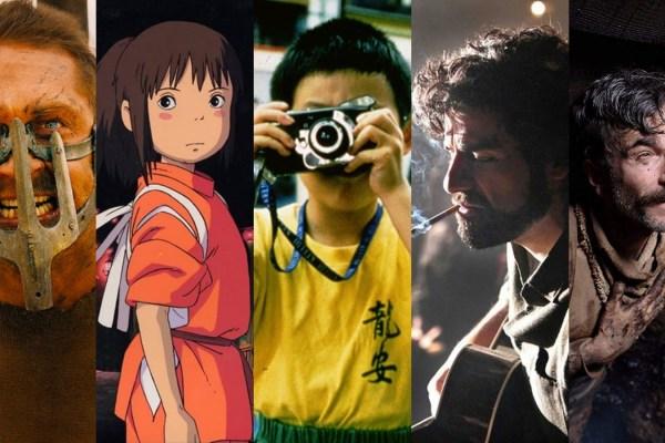 紐約時報票選21世紀以來最好的電影 Top 25