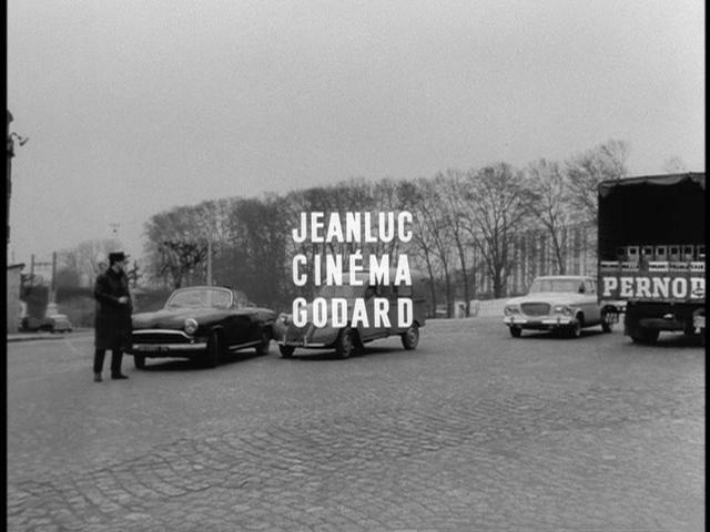 Jean-Luc Cinema Godard