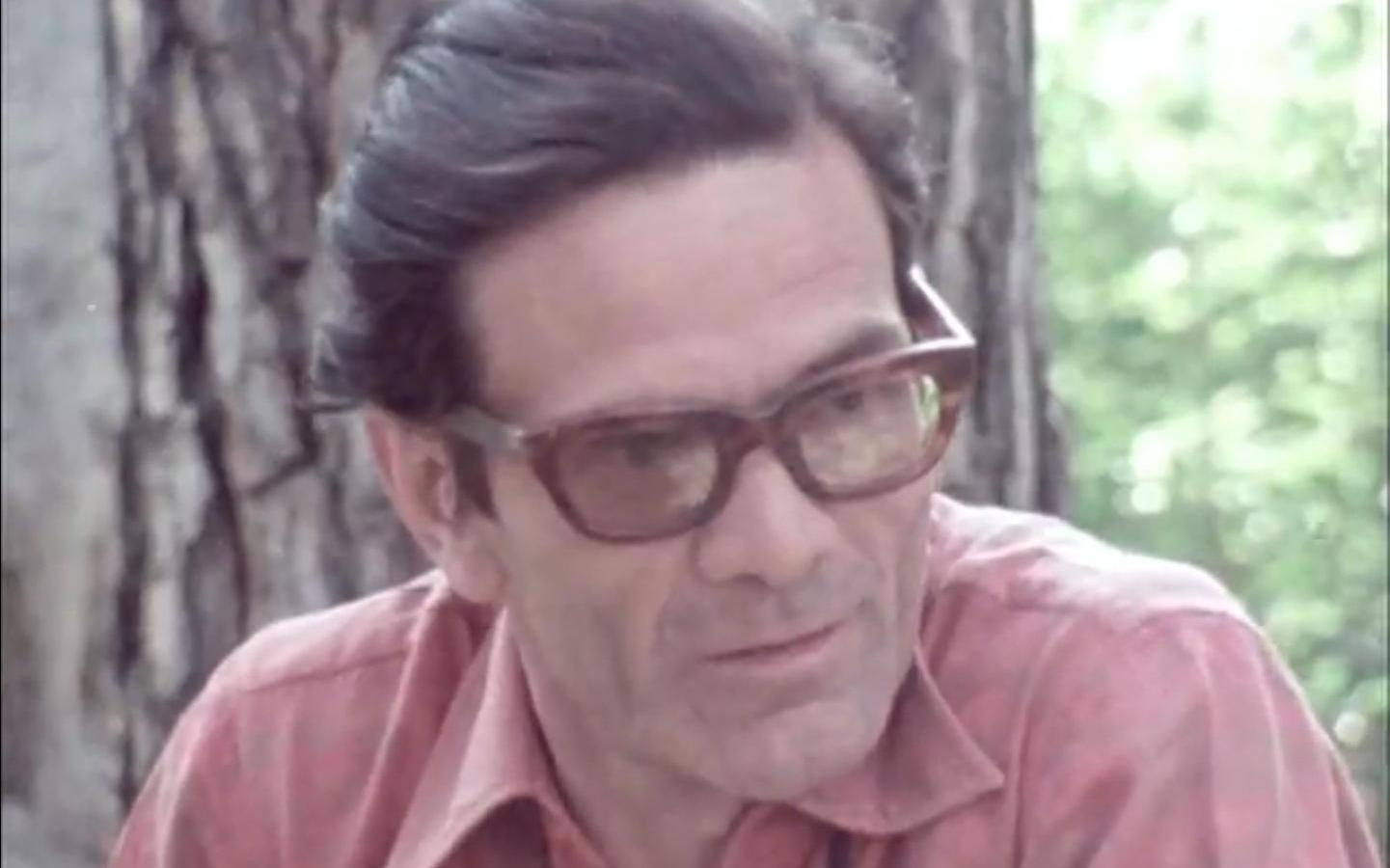 Pasolini on Hope