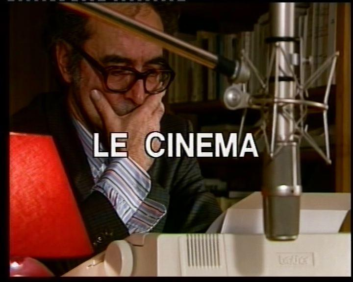 Le Cinema by JLG