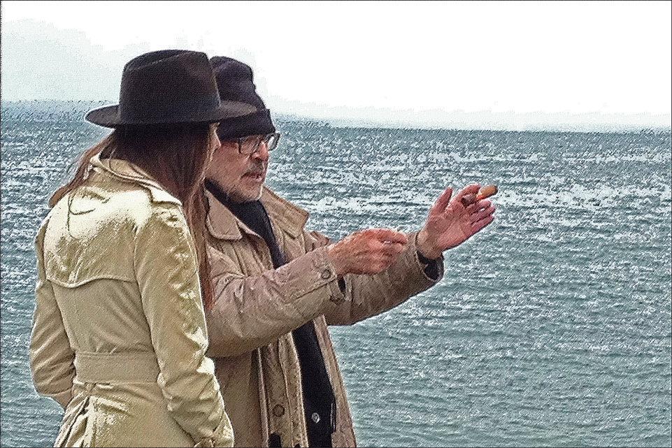 Jean-Luc Godard, Nyon
