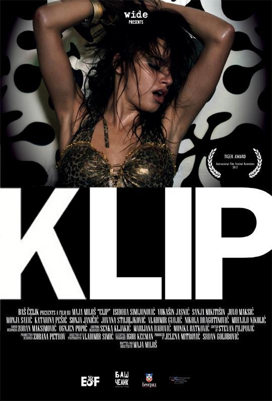 Klip (Clip, 2012) Poster