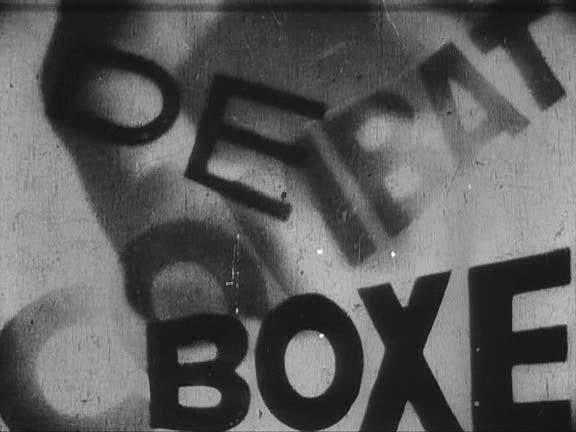Combat de Boxe (1927)