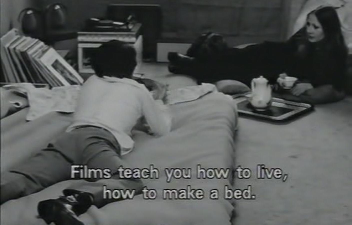 Films teach you