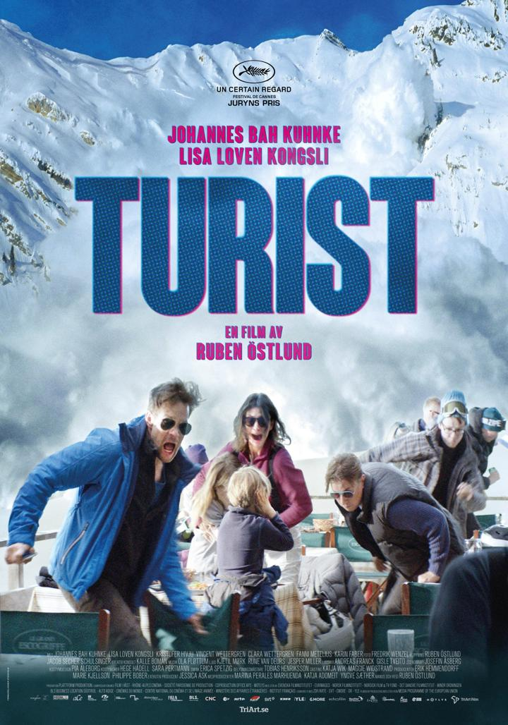 Turist (Force Majeure) Poster