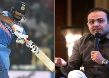 Former Indian cricketer Sehwag questions Rishabh Pant's captaincy
