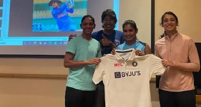 Indian women's cricket team will now come with a new jersey
