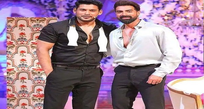 Siddharth reached the sets of Dance Deewane to promote Broken But Beautiful 3