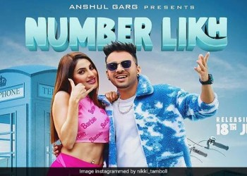 Bigg Boss 14 fame Nikki Tamboli's new song first look out