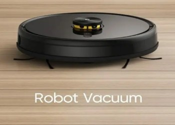 Realme launches its first robotic vacuum cleaner, see photo