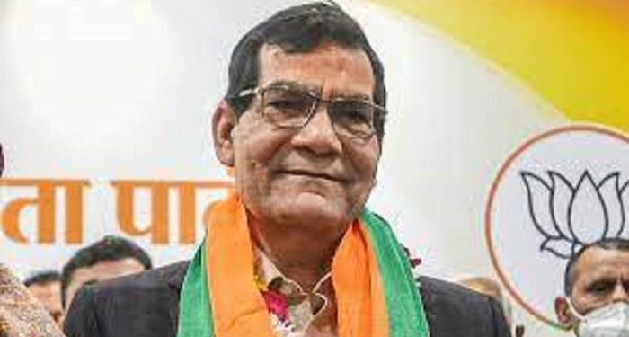 MLC AK Sharma