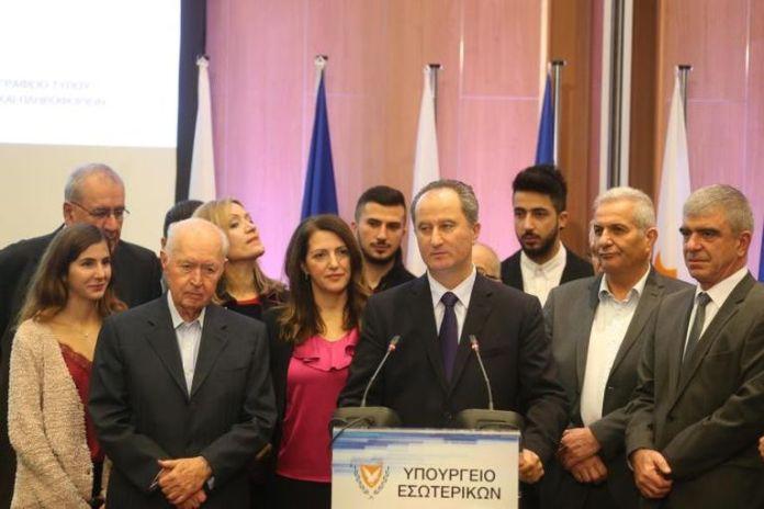 Τον υποψήφιο για την προεδρία της Δημοκρατίας Σταύρο Μαλά πρότεινε ο πρώην  Πρόεδρος της Δημοκρατίας Γιώργος Βασιλείου. 60e89f58ce9