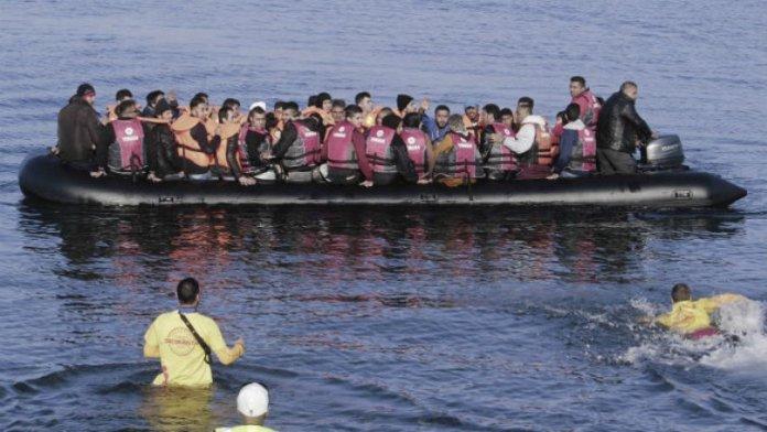 Αποτέλεσμα εικόνας για μεταναστες μκο