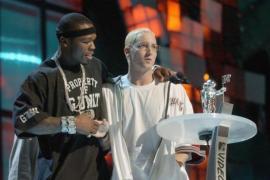 "50 Cent Is Bittersweet About Eminem's ""KILLSHOT"" Streaming Record"