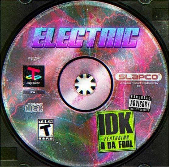 IDK Electric Ft Q Da Fool Mp3