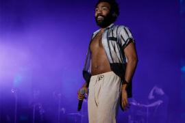 Childish Gambino Injured During Concert, Severity Unknown