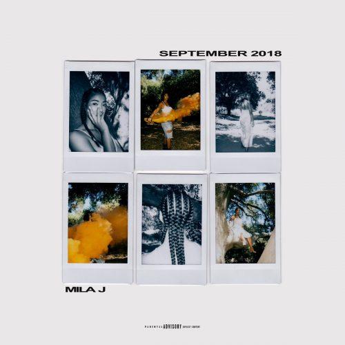 Mila J September 2018 Stream Album