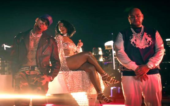 Fat Joe Chris Brown Dre Attention Music Video