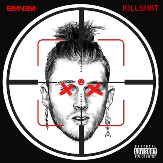 NEW MUSIC:  Eminem - Killshot (MGK Diss)