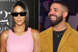 Kim Kardashian Denies Hooking Up With Drake