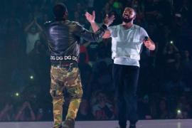 Drake Brings Out Meek Mill In Philadelphia
